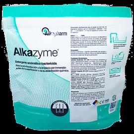 Alkazyme detergente enzimatico limpiador descontaminante paquete x 12