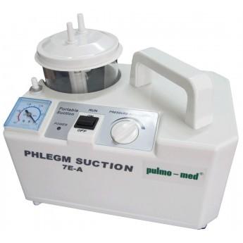 Succionador aspirador  portatil  Pulmo Med 7E-A