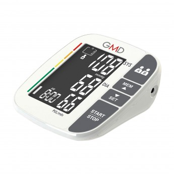 Tensiómetro digital de brazo GMD Kardyo 300 - Con adaptador de corriente