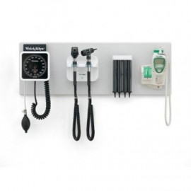 Equipo para diagnostico modelo de pared welch allyn 77791-MX