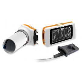 Espirometro Spirodoc 3D para análisis con oximetría  con turbina reusable ref 910610E1