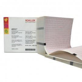 Papel Termorreactivo para electrocardiografo AT1 G2 Schiller
