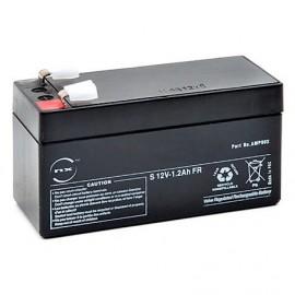 Bateria recargable de 12v para electrocardiografo Schiller AT-1/ AT-101