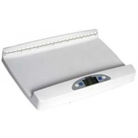 Balanza Digital pesa bebes con infantometro, Ref: 553 kl Health o Meter