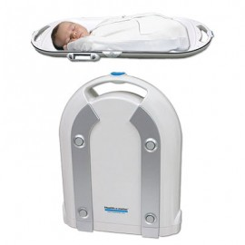 Balanza Digital pesa bebe, portatil, con bandeja, Ref 8320  kl Health o Meter