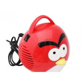 Nebulizador Pediátrico modelo Angry Birds  Ref NE103