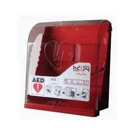 Estación de Pared Aivia 100 SP, color rojo. para equipos Dea / Desa