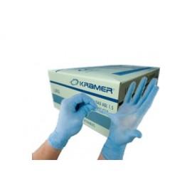 Guante de Nitrilo para examen talla S x 20 cajas