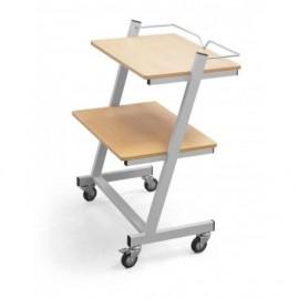 Mesa carro para equipos medicos marca: kramer