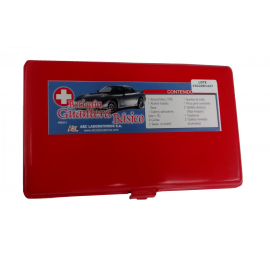 Botiquin para primeros auxilios ref  468212