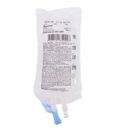 Dextrosa al 10% en agua destilada Baxter bolsa x 250 ml