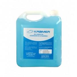 Gel conductor azul galón 3785 ml Kramer