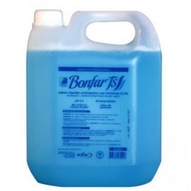 Bonfar Jabon liquido antiseptico germicida Galón