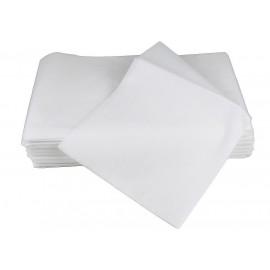 Sabana desechable paquete x 10 unidades blanco