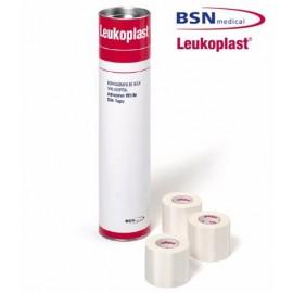 Esparadrapo de tela tipo hospitalario leukoplast