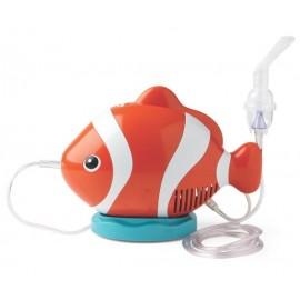 Nebulizador pediátrico pez