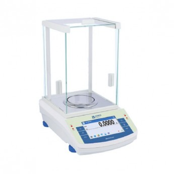 Balanza Analitica Boeco standart con cabina de vidrio ref bas 32 plus